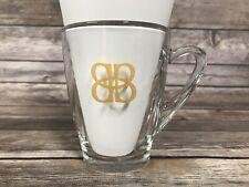 Baileys Mugs Baileys Original Irish Cream Set of 2 Coffee Tea Clear Glass Cups