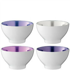 LSA Polka Bowl 10.5cm - Pastel Assorted - Set of 4