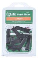 Flymo Hover Lawnmower Plastic Blades x10 for HV280 HV2800 Microlite Minimo