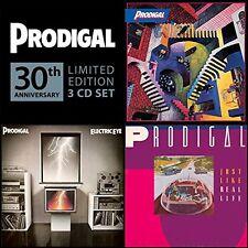 Prodigal 30th Anniversary Limited Edition 3 Cd Set (BOX SET) rare oop NEW