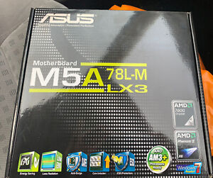 ASUS Motherboard M5A78L-M