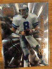 1996 Select Certified Edition Premium Stock #54 Troy Aikman Dallas Cowboys Card