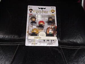 Wizarding World of Harry Potter Stampers Pack Figures -Flight School