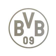Aufkleber 3er Set Borussia Dortmund 1er Schwarz Gold Silber Autoaufkleber BVB 09