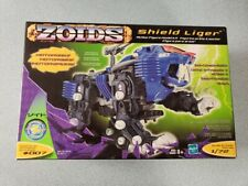 Zoids 1/72 SHIELD LIGER #007 Electronic Motorized Kit Hasbro Sealed