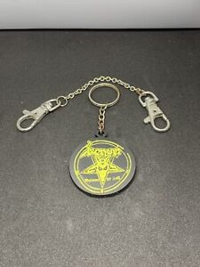 VENOM Welcome To Hell Rubber Keyring