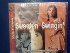 SWEET.  N.   SWINGING.            GREAT. GIRL. SINGERS. OF  THE. SIXTIES