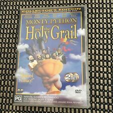 Monty Python And The Holy Grail Dvd. Collector'S Edition, 2 Discs