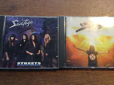 Savatage [2 CD Alben] Live In Japan  + Streets - A Rock Opera