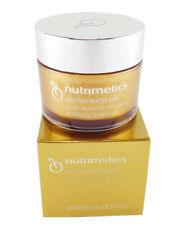 NUTRIMETICS NUTRI-RICH OIL - Skin Moisture, Firmness, Elasticity & Smoothness