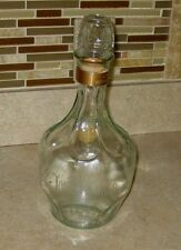 DECANTER Jack Daniels # 9  etched glass