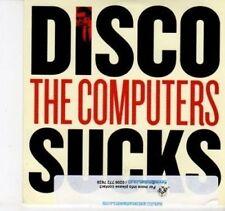 (DI7) The Computers, Disco Sucks - 2013 DJ CD