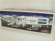 HESS TRUCK - 2003 Truck and Racecars - New Never Opened