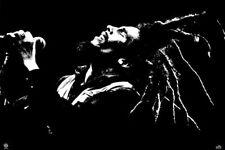 Bob Marley - Brand New Licensed Black and White Maxi Poster 91.5 x 61cm - Reggae