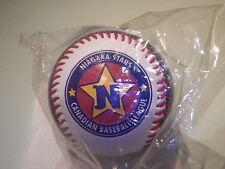 """Canadian Baseball League""(CBL) Niagara Stars TEAM SOUVENIR BASEBALL-BRAND NEW"