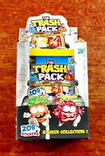 The Trash Pack Jaune autocollant collection - 50 de - Gross emplacement