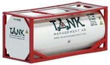 HO Scale Shipping container- 491073- 20ft Tank Container - Tank Management