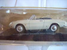 ALFA ROMEO SPIDER 1600 DUETTO 1966 SCALA 143
