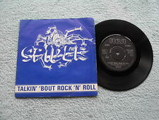 """SPIDER TALKIN' 'BOUT ROCK 'N' ROLL RCA RECORDS UK 7"""" VINYL SINGLE in PIC/SLEEVE"""