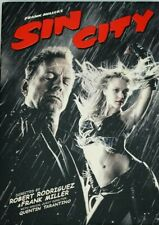 Sin City Dvd Movies Widescreen Movie Disc Film Bruce Willis Jessica Alba Action