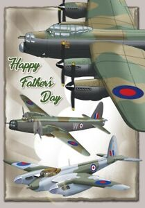 BOMBERS ~ Father's Day Card **** NEW **** NEW **** with NEW stock