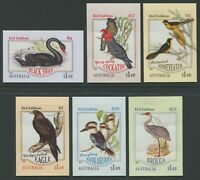BIRD EMBLEMS 2020 - MINT EX-BOOKLET SELF-ADHESIVES (BB)