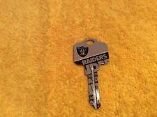 NFL Oakland RaIders KW1 Blank House Key