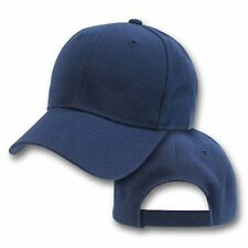 Big Size Navy Adjustable Baseball Cap  2XL - 4XL  BIGHEADCAPS