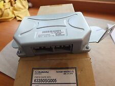 New Genuine Subaru Forrester 2014-2017 Power tailgate ECU  63350SG005   S1