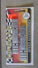 PineCar Speed Accessories - P352 Strip Weights - 1 0z.  -   NEW!!!!  (B 26)