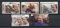 25170) Pitcairn 1992 MNH New 40th Anniv Of Queen Eii