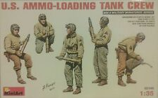 MiniArt 1/35 scale US Ammo - loading tank crew.
