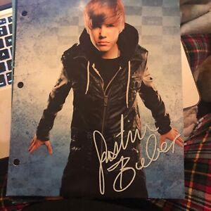 Justin Bieber Folders