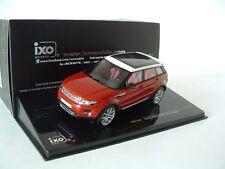 IXO 1/43 Range Rover Evoque SUV 4x4 2011 5 Door Red White MOC144P Land Rover