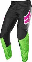Fox Racing Mens Multi/Black/Green/Pink 180 Fyce Dirt Bike Pants MX ATV 2020