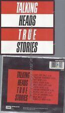 CD--TALKING HEADS--TRUE STORIES