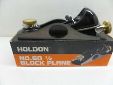 HOLDON 'Stanley No.60' Pattern Block Plane *BRAND NEW* BNIB