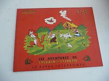 Edition Fleurus  Sylvain et Sylvette EDITION ORIGINALE à l'italienne N° 26