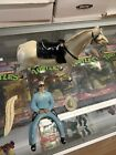 VINTAGE Hartland The Lone Ranger and Horse Silver FIGURE PLASTIC COWBOY WESTERN