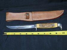 VTG Case XX 1879-1979 Bradford Centennial 516-5 SSP Stag Fix Blade Knife