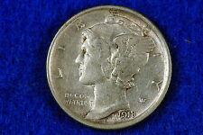 Estate Find 1918 - D Mercury Dime! #G4719