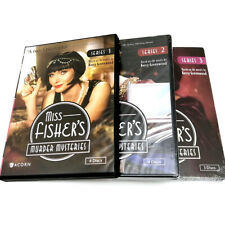 Miss Fisher's Murder Mysteries Season 1-3 DVD Collection Complete All Series