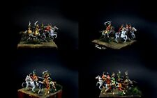 French Dragoons Vs Scots Greys Napoleonics War  scale 1/72