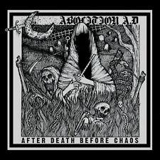 ABOLITION A.D. - After Death Before Chaos CD, NEU