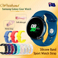Replacement Soft Silicone Sport Wrist Band Strap For Samsung Galaxy Watch Active