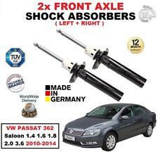 Amortisseurs avant SET pour VW PASSAT 362 BERLINE 1.4 1.6 1.8 2.0 3.6 2010-2014
