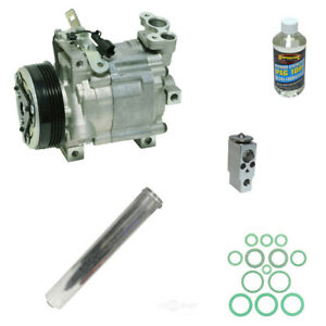 A/C Compressor & Component Kit-Compressor Replacement Kit UAC fits 2008 Forester