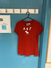 Womens Abercrombie & Fitch T-shirt Large