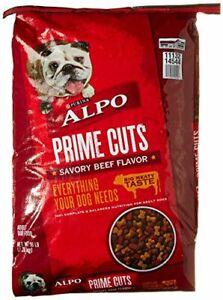 Alpo Dry Dog Purina Prime Cuts, 16 lb