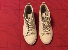 Ecco Danish Design  Soft 8 Off White High Top Sneakers Men's Size 8-8.5 M EU 42